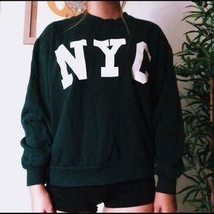NYC Crewneck🦋